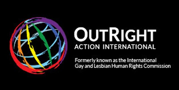 A statement from Outright Action International on IDAHOBIT