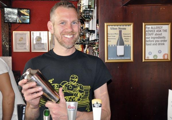 BAR BOY PROFILE: Matt Richards @Bedford Tavern