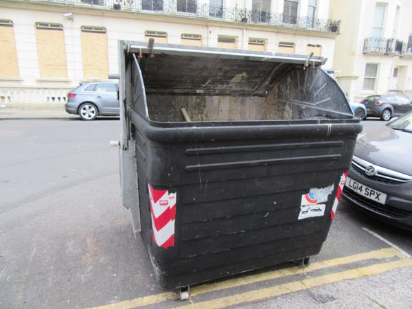 Brighton & Hove to get new bins