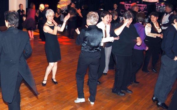 Learn to dance ballroom and latin at 'Cheek2Cheek'