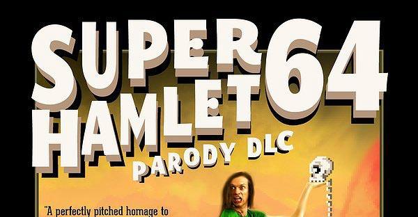 BRIGHTON FRINGE REVIEW: Super Hamlet 64: Parody DLC @ Warren 2