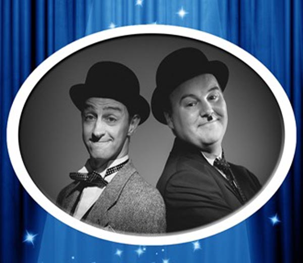 BRIGHTON FRINGE REVIEW: Hats off to Laurel and Hardy