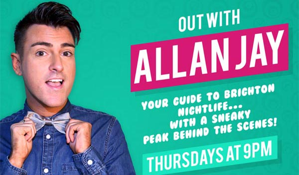 'Out with Allan Jay' is Latest LBGT+ TV's newest show to hit the screen