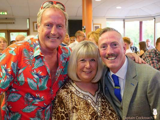 Danny's birthday party raises £2,003.75 for charity