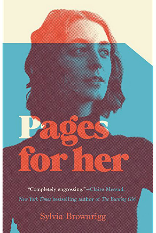 BOOK REVIEW: Pages for Her: Sylvia Brownrig