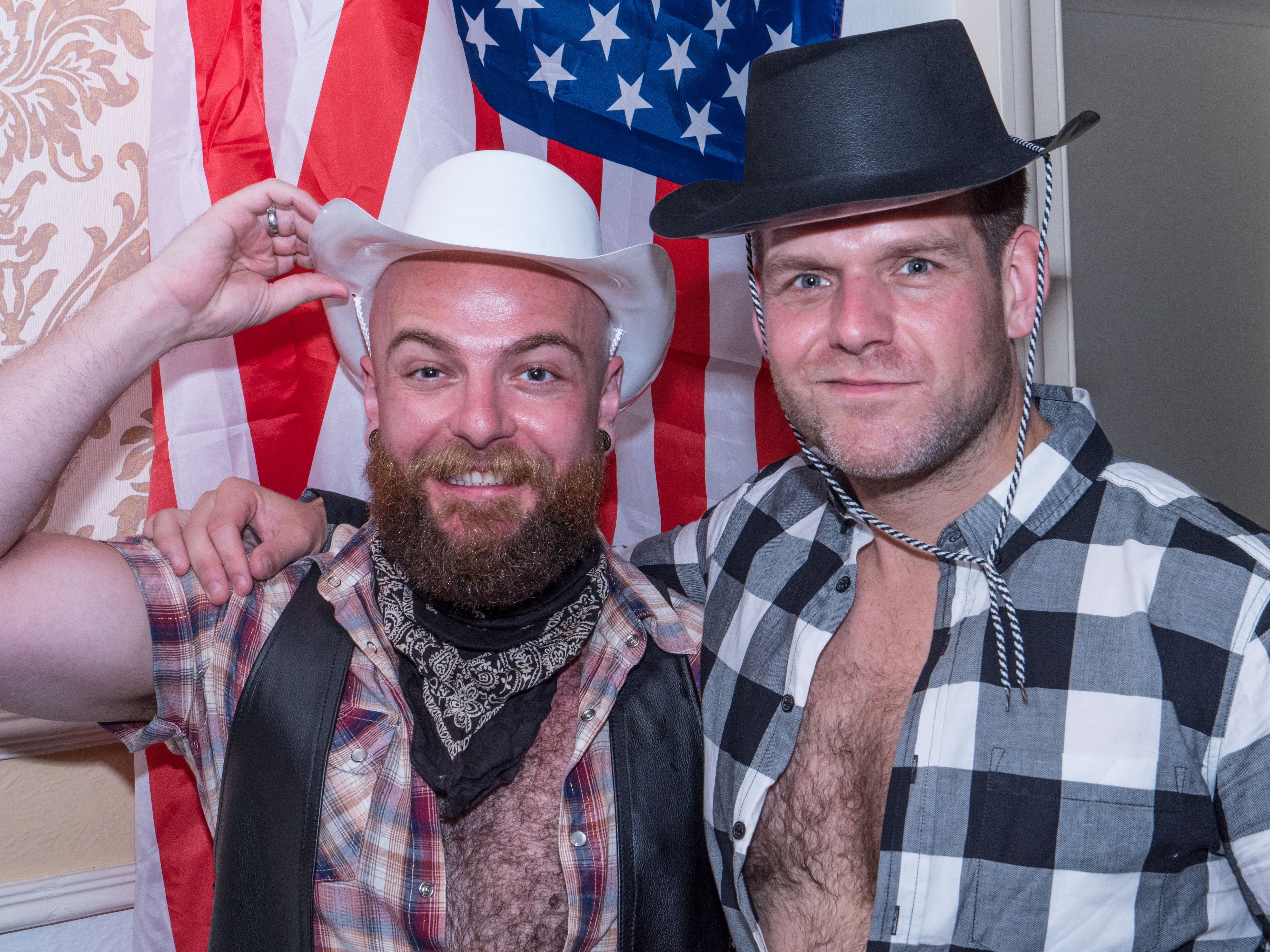 'Cowboys and Queens' raffle raises £300 for Rainbow Fund