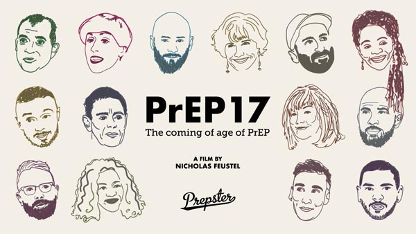 PrEP17 – The coming of age of PrEP – film screening tomorrow, (July 6)