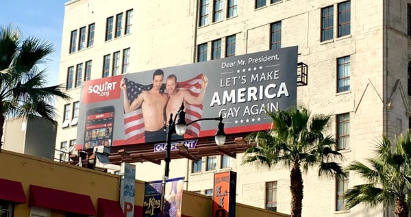Gay hook up site supports LGBT+ rights at L.A. Pride