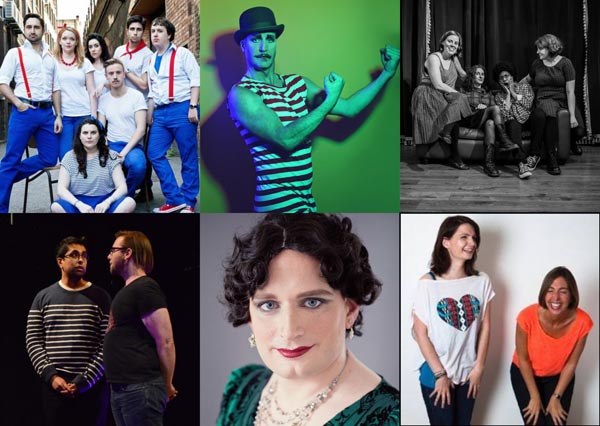 PREVIEW: First ever 'Pride Improv Festival' for London