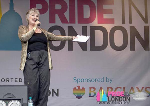 PREVIEW: Poet Laureate hosts Camp Confidential during London Pride