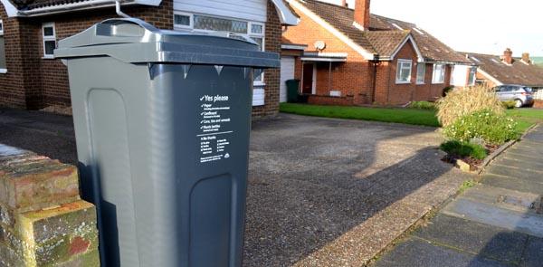 Wheelie good news for Brighton recycling!