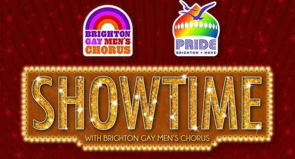 PREVIEW: Showtime with Brighton Gay Men's Chorus