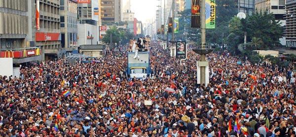 iViva la vida! Madrid hosts WorldPride on Saturday, July 1