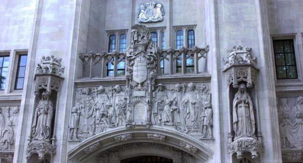 """Court of Appeal in Belfast """"passes buck"""" on women's rights"""