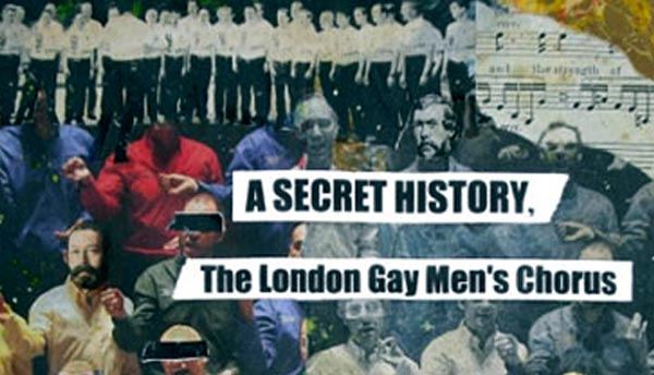 BOOK PREVIEW: A secret history – The London Gay Men's Chorus
