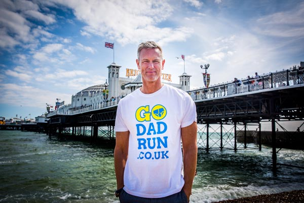 INTERVIEW: Mark Foster talks swimming, eating and his Go Dad Runs