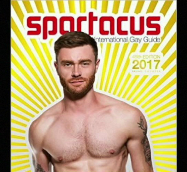 BOOK REVIEW: Spartacus: International Gay Guide 2017