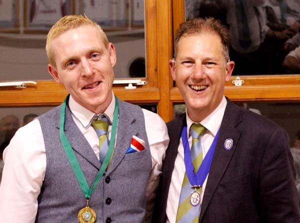 Brighton & Hove Sea Serpents RFC celebrate club's progress at annual dinner