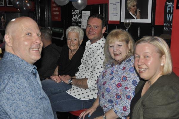 Cabaret at Grosvenor raises over £400 for Sussex Beacon