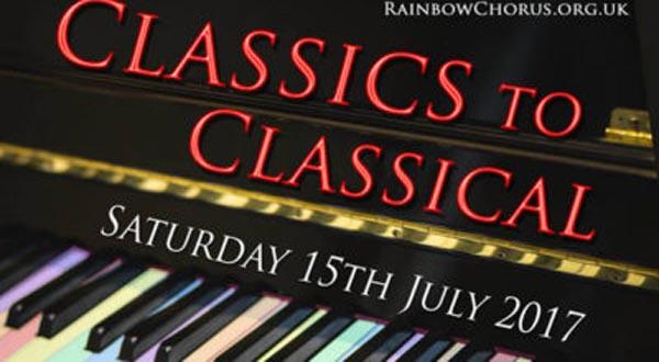 REVIEW: Rainbow Chorus – Classics to Classical