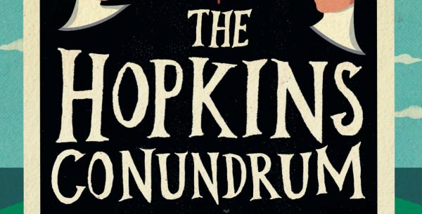 BOOK REVIEW: The Hopkins Conundrum by Simon Edge