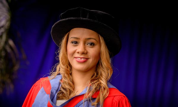 University honours diversity campaigner