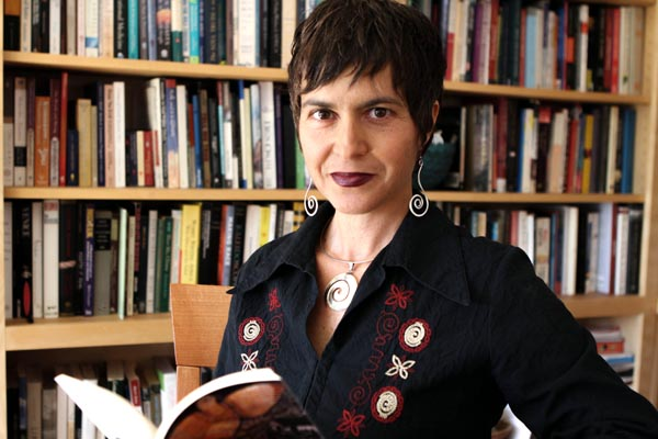 Bahamian LGBT+ activist Helen Klonaris at Charleston by Maria Jastrzębska