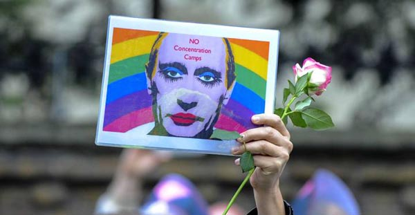Brighton Pride parade will highlight hate crime in the UK and abroad