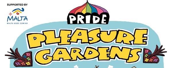 Pride Pleasure Gardens return to Old Steine and Victoria Gardens