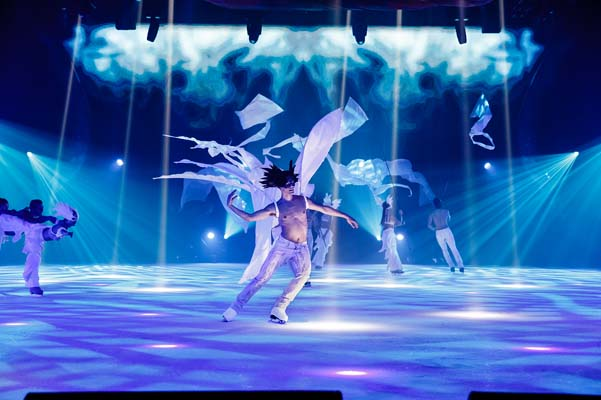 Holiday on Ice returns to Brighton with new show 'TIME'