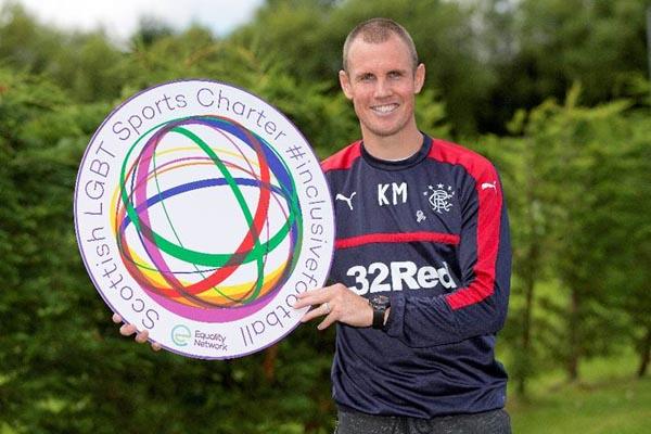 Scottish Football teams up to tackling homophobia