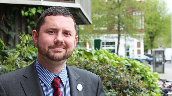 """""""We won't wait another 50 years for lastingequality"""" says Cllr Phelim MacCafferty"""