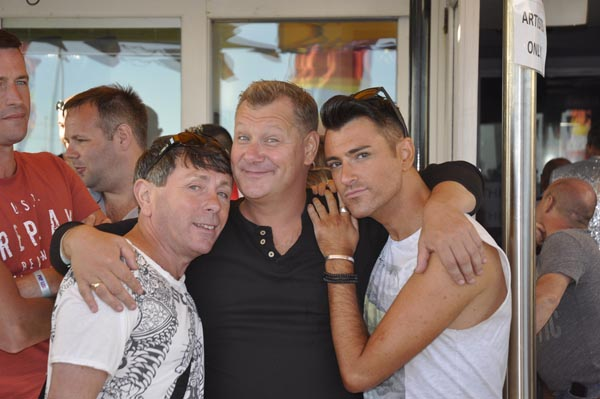 Legends raise £3,650.75 for Rainbow Fund during Brighton and Hove Pride