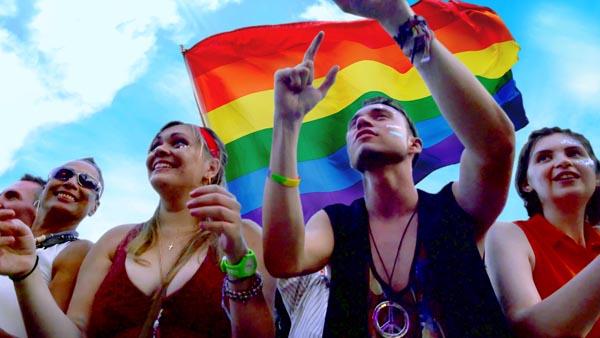 Win VIP hospitality tickets to Pride Cymru's Big Weekend