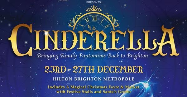 Family panto returns to Brighton this Christmas