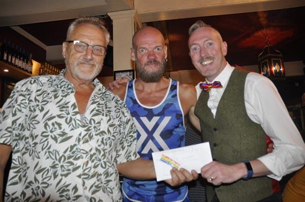 Bear-Patrol raise £716.61 for Rainbow Fund