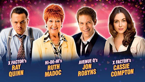 PREVIEW: The Wedding Singer @Theatre Royal