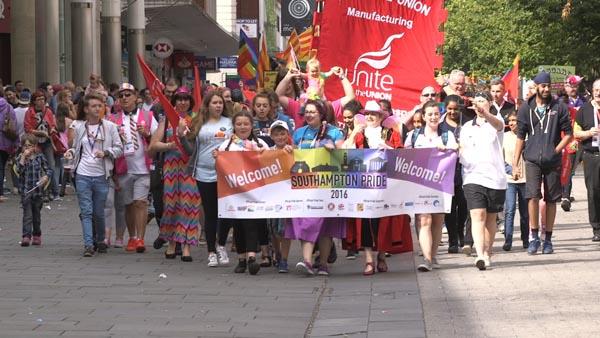 Sinitta and Sonia headline Southampton Pride today