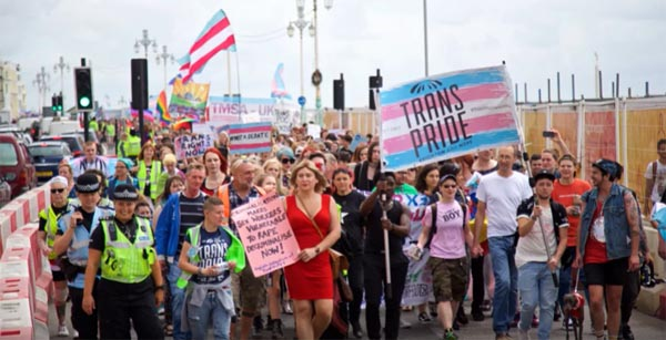 Trans Pride 2017 – My Genderation – Putting the T first since 2013