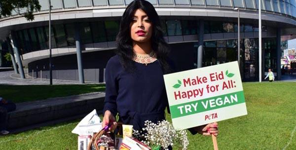Muslim drag queen wishes London Mayor happy 'Eid al-Adha'
