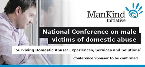 National conference on male victims of domestic abuse