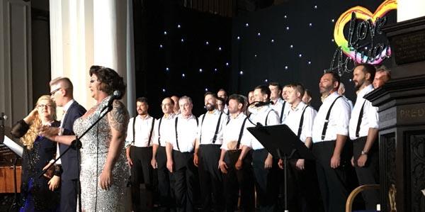 REVIEW: 'Love Actually' – Actually Gay Men's Chorus