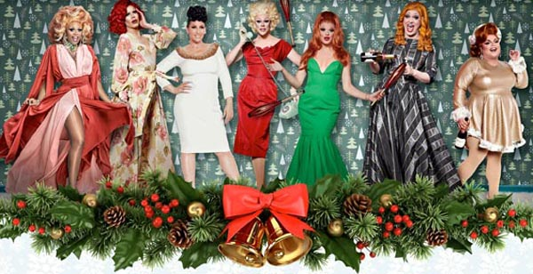 PREVIEW: Christmas Queens come to Brighton Centre in December