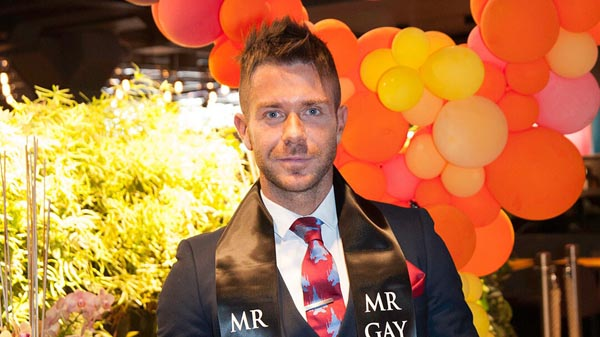 Mr Gay Europe title comes to Brighton