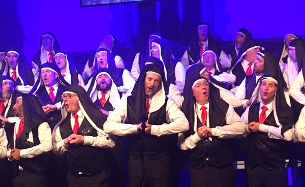 REVIEW: Brighton Gay Men's Chorus – Showtime @St Georges Church