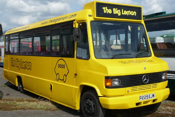 Government commits £11 million to greener buses