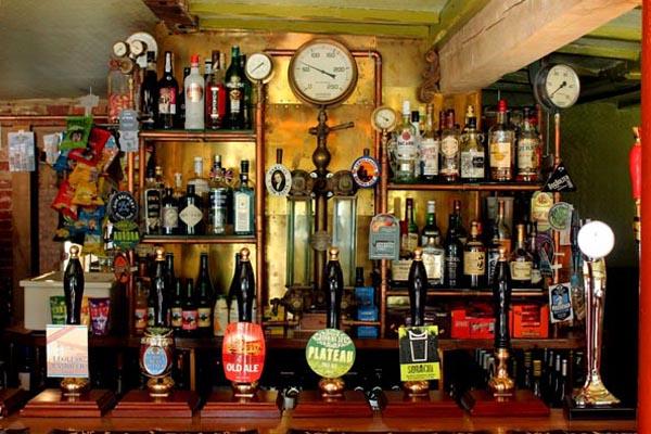 Roebuck Inn scores shortlist hat trick in Great British Pub Awards