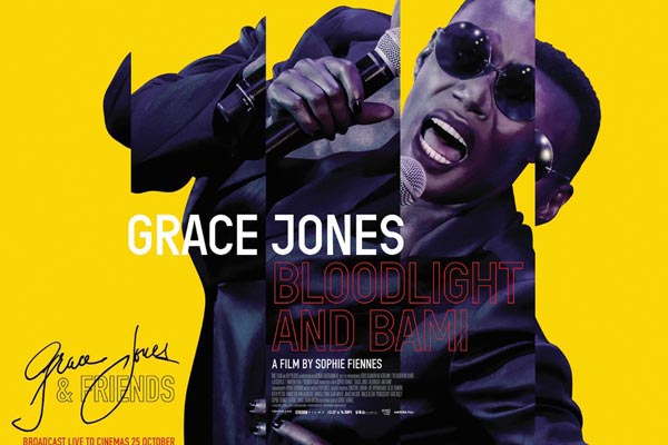 FILM PREVIEW: Grace Jones: Bloodlight and Bami