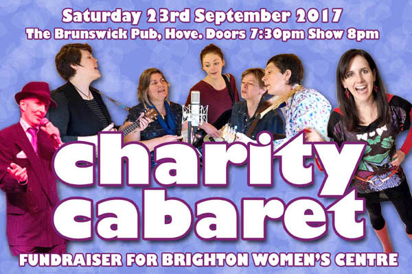 Fundraiser for Brighton Women's Centre