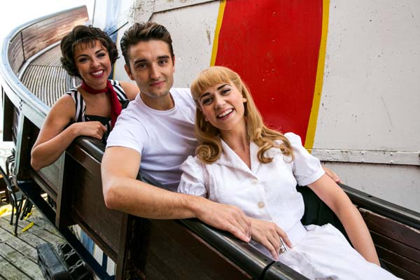 PREVIEW: Grease – Tom Parker from boy band to leading man